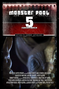Monster Pool: Chapter Five - Poster / Capa / Cartaz - Oficial 1