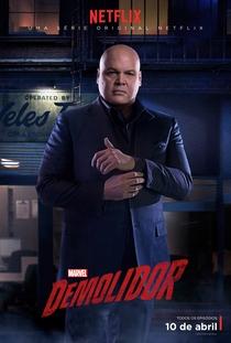Demolidor (1ª Temporada) - Poster / Capa / Cartaz - Oficial 16