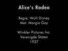Alice at the Rodeo (Alice at the Rodeo)