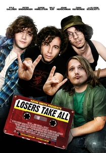 Losers Take All - Poster / Capa / Cartaz - Oficial 1