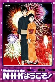 NHK ni Youkoso! - Poster / Capa / Cartaz - Oficial 15