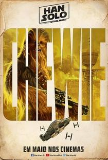 Han Solo: Uma História Star Wars - Poster / Capa / Cartaz - Oficial 7
