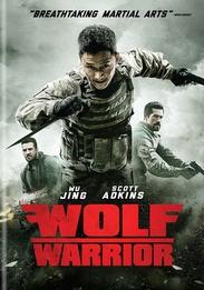 Wolf Warrior - Poster / Capa / Cartaz - Oficial 10