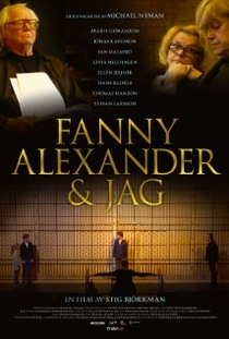 Fanny, Alexander e Eu - Poster / Capa / Cartaz - Oficial 1