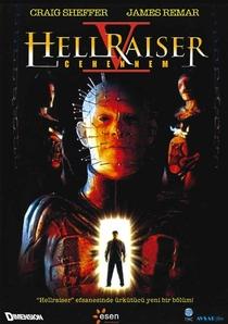 Hellraiser: Inferno - Poster / Capa / Cartaz - Oficial 2