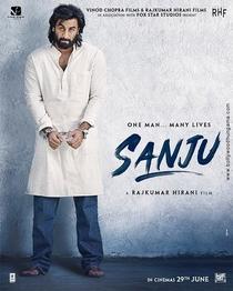 Sanju - Poster / Capa / Cartaz - Oficial 16