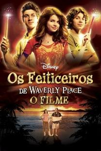 Os Feiticeiros de Waverly Place: O Filme - Poster / Capa / Cartaz - Oficial 4