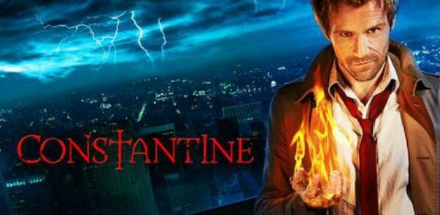 Assista agora ao primeiro trailer da série Constantine! - Legião dos Heróis