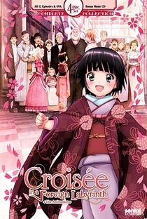 Ikoku Meiro no Croisée - Poster / Capa / Cartaz - Oficial 8