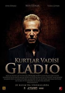 Vale dos Lobos: Gladio - Poster / Capa / Cartaz - Oficial 1