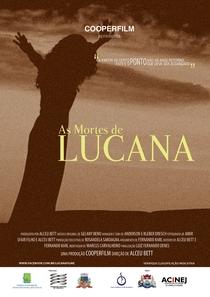 As mortes de Lucana - Poster / Capa / Cartaz - Oficial 1