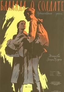 A Balada do Soldado  - Poster / Capa / Cartaz - Oficial 6