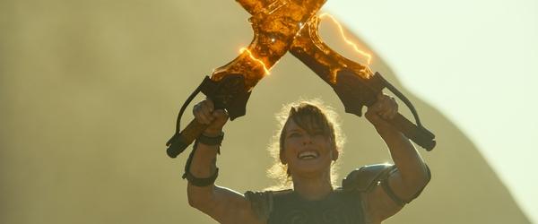 Monster Hunter, com Milla Jovovich, divulga nova cena