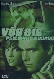 Vôo 816 - Psicopata a Bordo - Poster / Capa / Cartaz - Oficial 1