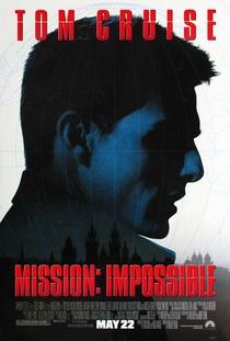 Missão: Impossível - Poster / Capa / Cartaz - Oficial 2