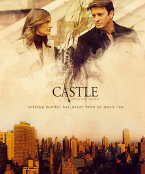 Castle (8ª Temporada) - Poster / Capa / Cartaz - Oficial 2