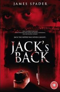A Volta de Jack, O Estripador - Poster / Capa / Cartaz - Oficial 1