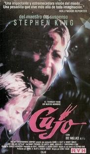 Cujo - Poster / Capa / Cartaz - Oficial 4