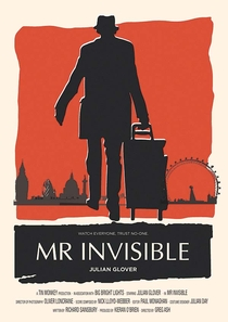 Sr. Invisível - Poster / Capa / Cartaz - Oficial 1