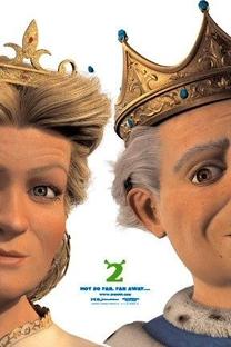 Shrek 2 - Poster / Capa / Cartaz - Oficial 9
