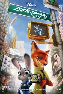 Zootopia: Essa Cidade é o Bicho - Poster / Capa / Cartaz - Oficial 16