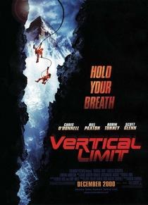 Limite Vertical - Poster / Capa / Cartaz - Oficial 1