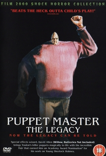 Puppet Master: The Legacy - Poster / Capa / Cartaz - Oficial 2