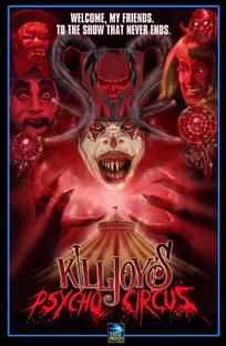 Killjoy's Psycho Circus - Poster / Capa / Cartaz - Oficial 1