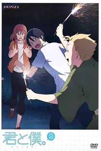 Kimi to Boku. (1ª Temporada) - Poster / Capa / Cartaz - Oficial 4
