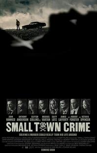 Small Town Crime - Poster / Capa / Cartaz - Oficial 4
