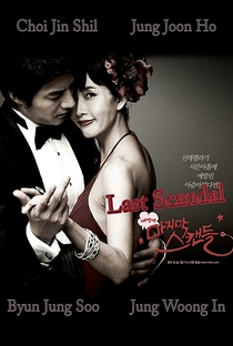 Last Scandal - Poster / Capa / Cartaz - Oficial 2
