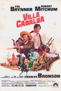 Villa, o Caudilho  - Poster / Capa / Cartaz - Oficial 3