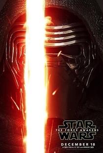 Star Wars, Episódio VII: O Despertar da Força - Poster / Capa / Cartaz - Oficial 11