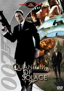 007 - Quantum of Solace - Poster / Capa / Cartaz - Oficial 13