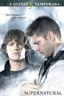Sobrenatural (5ª Temporada) - Poster / Capa / Cartaz - Oficial 2