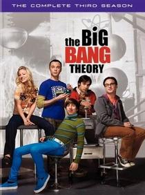 Big Bang: A Teoria (3ª Temporada) - Poster / Capa / Cartaz - Oficial 2