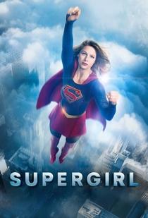 Supergirl (3ª Temporada) - Poster / Capa / Cartaz - Oficial 1