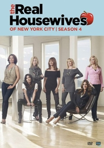 The Real Housewives of New York (4ª Temp) - Poster / Capa / Cartaz - Oficial 1