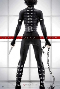 Resident Evil 5: Retribuição - Poster / Capa / Cartaz - Oficial 9