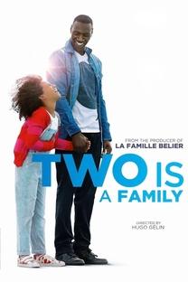 Uma Família de Dois - Poster / Capa / Cartaz - Oficial 3