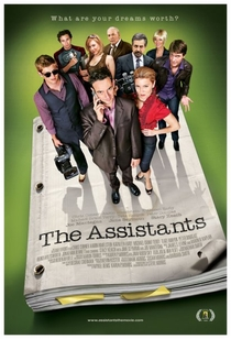 The Assistants - Poster / Capa / Cartaz - Oficial 1