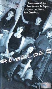 Rebeldes - Poster / Capa / Cartaz - Oficial 3