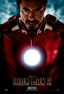 Homem de Ferro 2 - Poster / Capa / Cartaz - Oficial 3