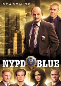 Nova York Contra o Crime (8ª Temporada) - Poster / Capa / Cartaz - Oficial 1