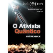 O Ativista quântico - Poster / Capa / Cartaz - Oficial 1