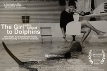 The Girl Who Talked to Dolphins - Poster / Capa / Cartaz - Oficial 1