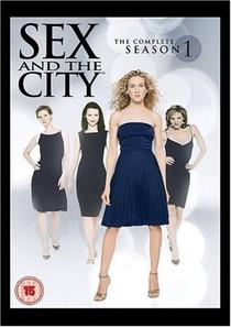 Sex and the City (1ª Temporada) - Poster / Capa / Cartaz - Oficial 3