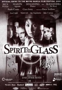 Spirit of the Glass - Poster / Capa / Cartaz - Oficial 1