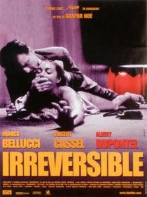 Irreversível - Poster / Capa / Cartaz - Oficial 3