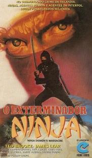 O Exterminador Ninja - Poster / Capa / Cartaz - Oficial 1